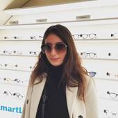 Alessandra Luku ha scelto Celine: che look 😍 #otticaricci #occhialidasole #occhialidavista #occhiali #celineeyewear #celinesunglasses #sunglasses #luxuryeyewear #diorglasses #chaneleyewear #celebritiesotticaricci #celine @celine