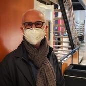 Enrico De Benedetti ha scelto Ottica Ricci per i suoi occhiali Lindberg con lenti progressive Zeiss SmartLife #otticaricci #occhiali #occhialidavista #lindberg #zeisslenses #occhialiprogressivi #otticasiena #menstyle #zeiss #lindbergeyewear