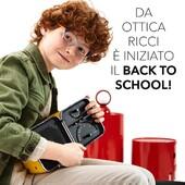 La qualità è importante per la salute visiva del tuo bambino. Per questo, Ottica Ricci ha pensato ad una promozione ad hoc per i bambini e i ragazzi da 0 a 18 anni. Per loro, acquistando un paio di occhiali da vista con lenti anti-affaticamento, una lente è in omaggio. Affrettati, il Back to School termina il 31 Ottobre. . . . #occhiali #otticaricci #occhialidavista #occhialijunior #occhialikids #miopiainfantile #lentizeiss #bambinifelici #otticasiena #salutedeibambini