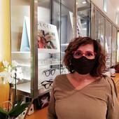 Concetta Tummolo ha scelto Ottica Ricci. In questa foto indossa i suoi nuovi Lindberg dal comfort e la raffinatezza ineguagliabili 🔝 #otticaricci #celebritiesotticaricci #occhiali #occhialidavista #occhialisartoriali #lindbergeyewear #optical #otticasiena