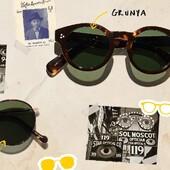 Ed ecco il modello scelto da Veronica… che di occhiali certamente se ne intende  . . #otticaricci #moscot #moscotgrunia #moscotlemtosh #sunglasses #occhialidasole #eyewear #handmade